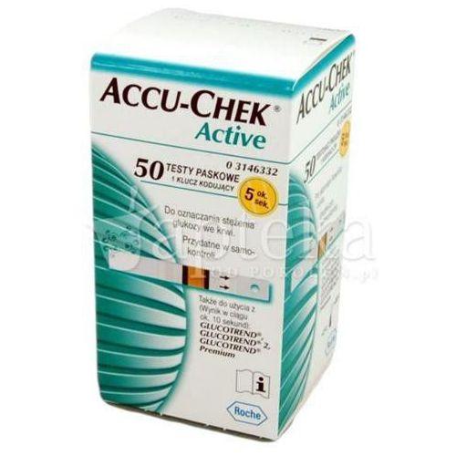 Accu-Chek Active test pask. 50 szt. - oferta (956a497ef725d691)