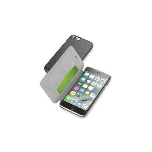 Cellularline Pokrowiec na telefon book essential pro apple iphone 8/7 (bookessiph747k) czarne