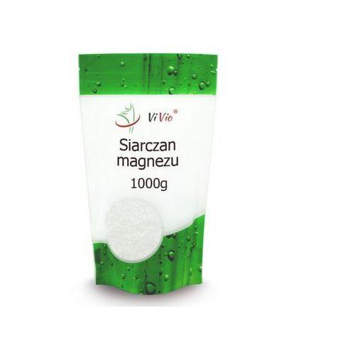 Siarczan magnezu 1kg - Sól gorzka Epsom (5902115107719)