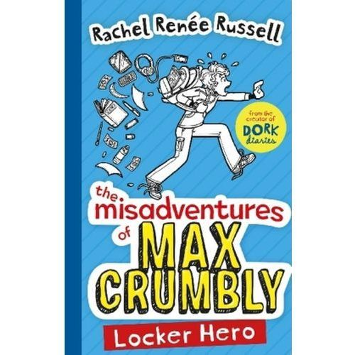 The Misadventures of Max Crumbly (9781471144622)