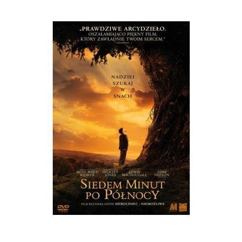 Monolith Siedem minut po północy (dvd) + książka