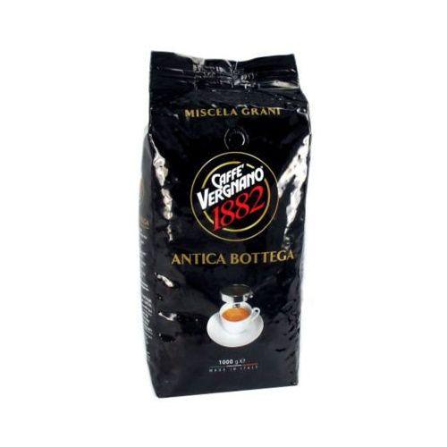 Caffe vergnano 1kg antica bottega włoska kawa ziarnista import