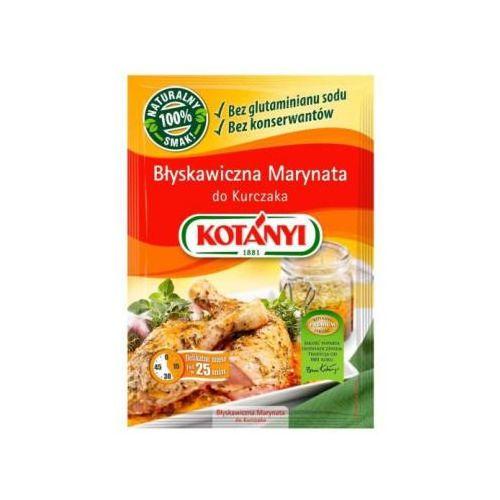 Błyskawiczna marynata do kurczaka 40 g Kotányi (5901032035051)