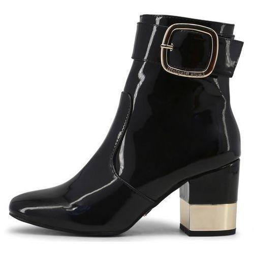 Laura Biagiotti buty za kostkę damskie 40 czarny (8053340366789)