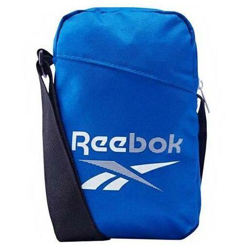 Torebka Reebok Training Essentials City Bag niebieska FL5123, FL5123
