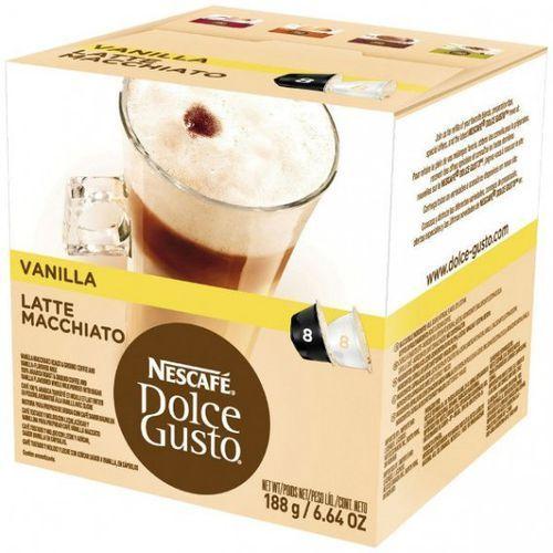 Kapsułka NESCAFE Dolce Gusto Latte Macchiato Vanilla, 12125501
