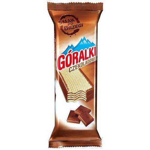 Góralki czekoladowe Wafelek przekładany kremem kakaowo-czekoladowym 50 g