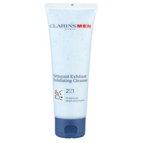 men wash peeling głęboko oczyszczające 125 ml marki Clarins