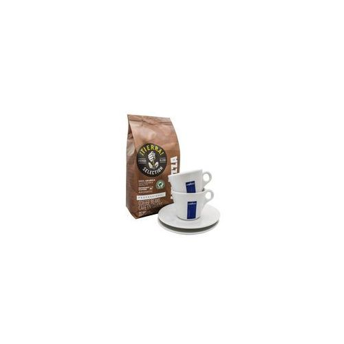 Lavazza Tierra 5 x 1 kg + 2 filiż. Cappuccino