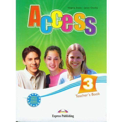 Access 3. Teacher's book (2011)