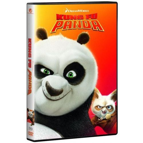 Filmostrada Kung fu panda (płyta dvd)