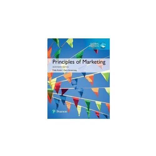Principles of Marketing, Global Edition (9781292220178)