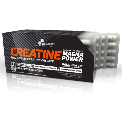 Kapsułki OLIMP Creatine Magna Power® Mega Caps® - 30 kaps - 10 x 30 kaps