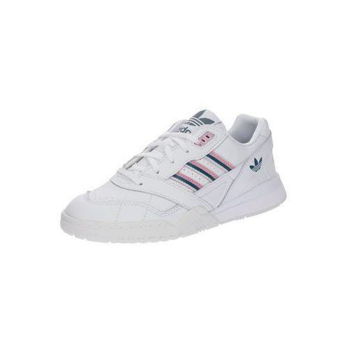Adidas originals trampki niskie 'a.r. trainer' różowy pudrowy / biały