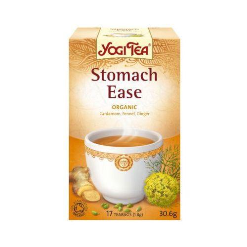 Yogi tea 17x1,8g stomach ease herbatka bio