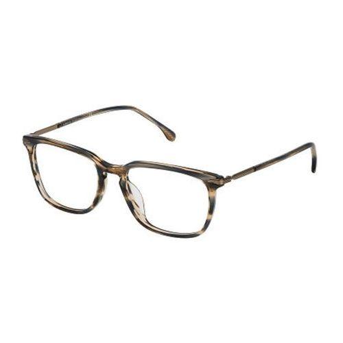 Okulary korekcyjne vl4127 07hi marki Lozza
