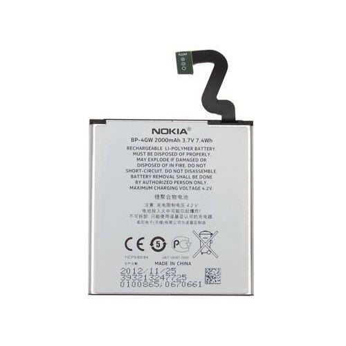 Oryginalna bateria litowo-polimerowa Nokia BP-4GW 2000mAh - Nokia Lumia 920 - produkt z kategorii- Baterie do telefonów