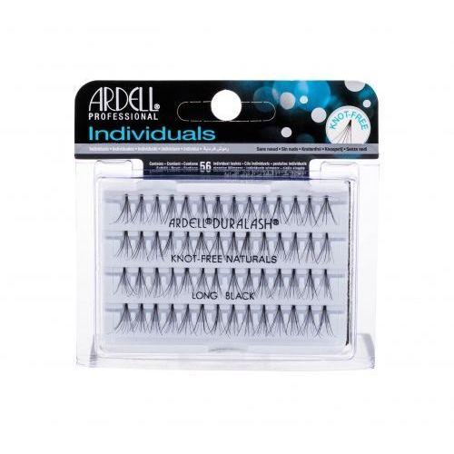 Ardell Individuals Duralash Knot-Free Naturals sztuczne rzęsy 56 szt dla kobiet Long Black