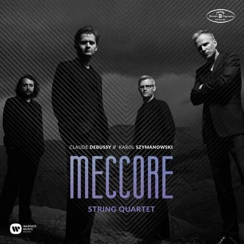 Warner music Meccore string quartet: szymanowski & debussy - meccore string quartet (płyta cd) (0825646074716)