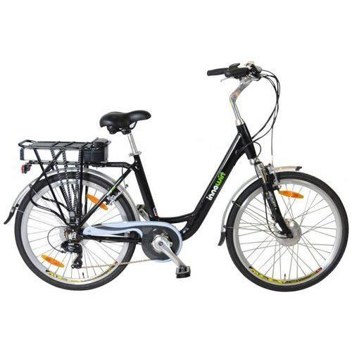 Innowin Rower elektryczny belair ii premium czarny - 36 v - 26 cali