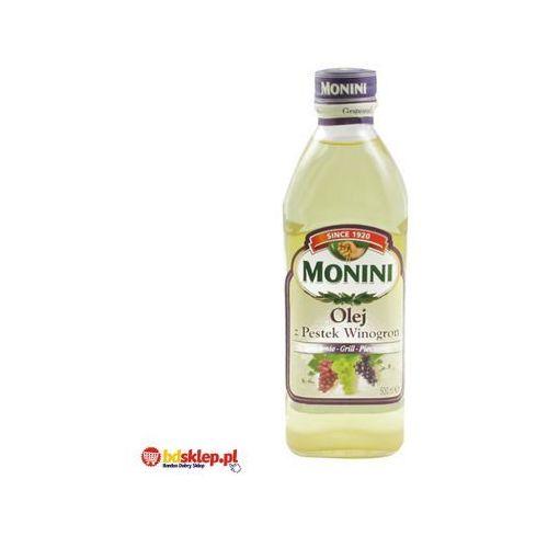Monini Olej z pestek winogron  500 ml (80110910)