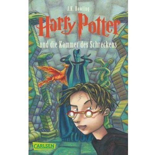 Harry Potter Und Die Kammer Des Schreckens, J.K. Rowling
