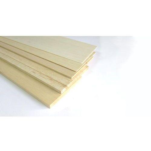 Balsa cienkoszlifowana 10x100cm gr. 2,5mm Leniar 573352503 (5903057525036)