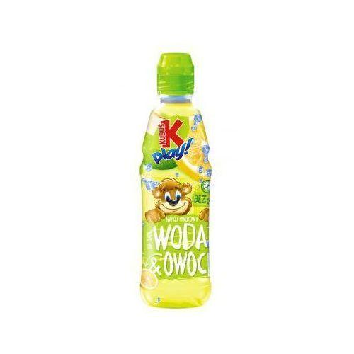 Napój kubuś play! woda&owoce jabłko + cytryna 400 ml marki Tymbark