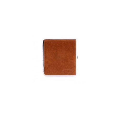 Atomic Papierośnica metalowa 4 kolory 0410626