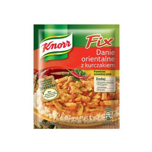 Knorr Danie orientalne z kurczakiem (8712100555510)
