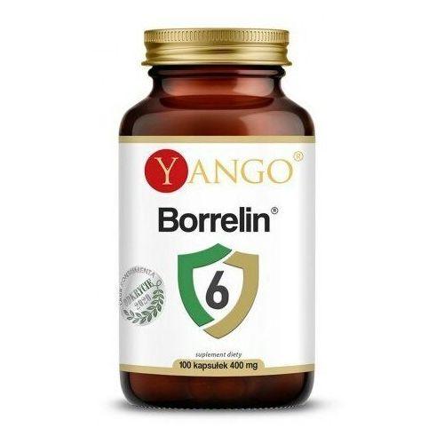 Yango Borrelin 6™ - 100 kapsułek (5905279845800)
