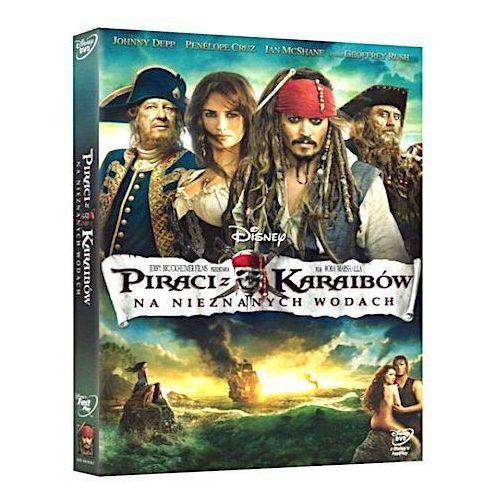 Cd projekt Piraci z karaibów: na nieznanych wodach