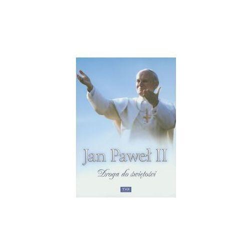 Jan Paweł II Droga do świętości. Darmowy odbiór w niemal 100 księgarniach!