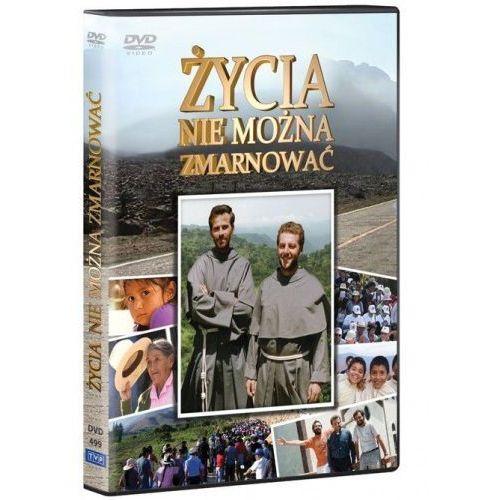 Telewizja polska Życia nie można zmarnować - krzysztof tadej. darmowa dostawa do kiosku ruchu od 24,99zł