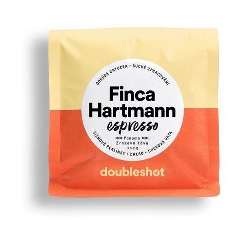 DoubleShot Panama Finca Hartmann Espresso 350g