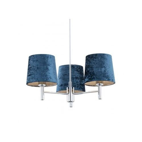 Lampa wisząca BOLZANO 1381, kolor Niebieski