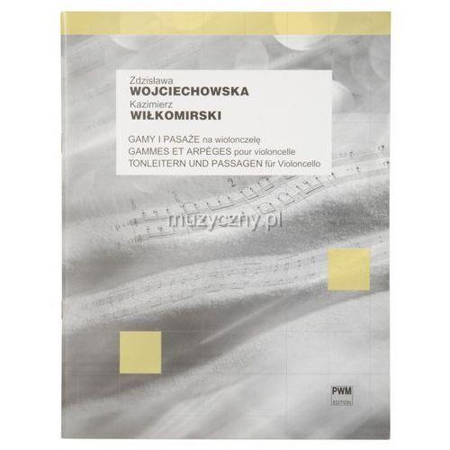 PWM Wojciechowska Zdzisława, Wiłkomirski Kazimierz - Gamy i pasaże na wiolonczelę