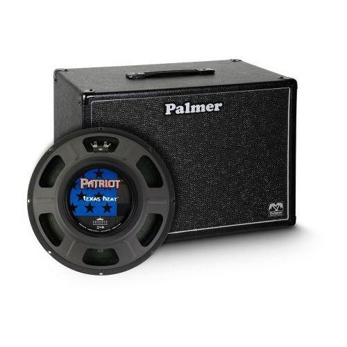 mi cab 112 txh kolumna gitarowa 1 x 12″ z głośnikiem eminence texas heat, 8ohm marki Palmer