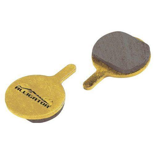 Klocki hamulcowe  hk-csp001 ceramiczne + darmowy transport! marki Alligator