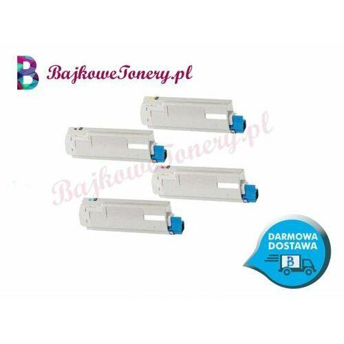 Toner premium zamiennik do oki 43324408, czarny, c5600n, c5600dn, c5700n, c5700dn marki Bajkowetonery.pl