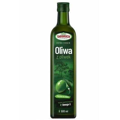 Oliwa z oliwek tłoczona na zimno 500 ml targroch marki Tar-groch-fil sp. filipowice 161, 32-840 zakliczyn, polska, dystrybuto