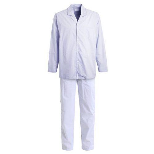 Baldessarini SET Piżama blue light stripe, kolor niebieski