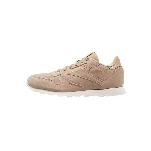BUTY REEBOK CL LEATHER MCC CN0000, kolor beżowy