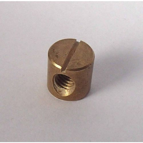Beczułka Infinity do fina PB mosiężna 12 mm