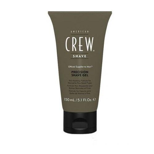 American crew shaving skincare precision shave gel żel do golenia 150 ml dla mężczyzn