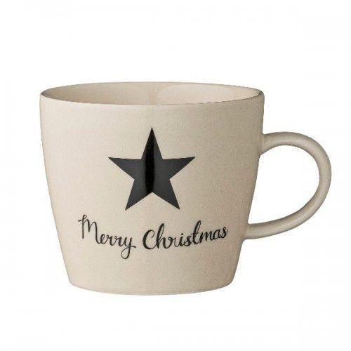 Świąteczna filiżanka gwiazdka - Bloomingville, 21100483_G