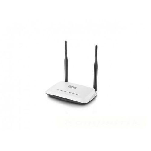 ROUTER DSL WIFI G/N300 + LANX4 ANTENA 5 DBI NETIS WF2419I - produkt z kategorii- Routery i modemy ADSL