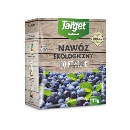 Target natural Nawóz do borówek ekologiczny 1 kg