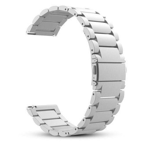 Pasek stainless do samsung gear s3 srebrny marki Tech-protect
