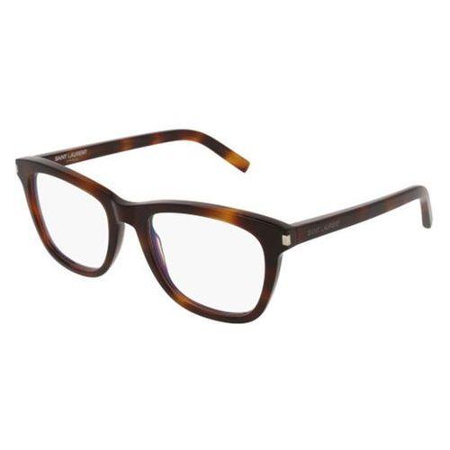 Okulary korekcyjne sl 168 002 marki Saint laurent